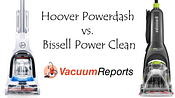 Hoover Powerdash vs. Bissell Power Clean