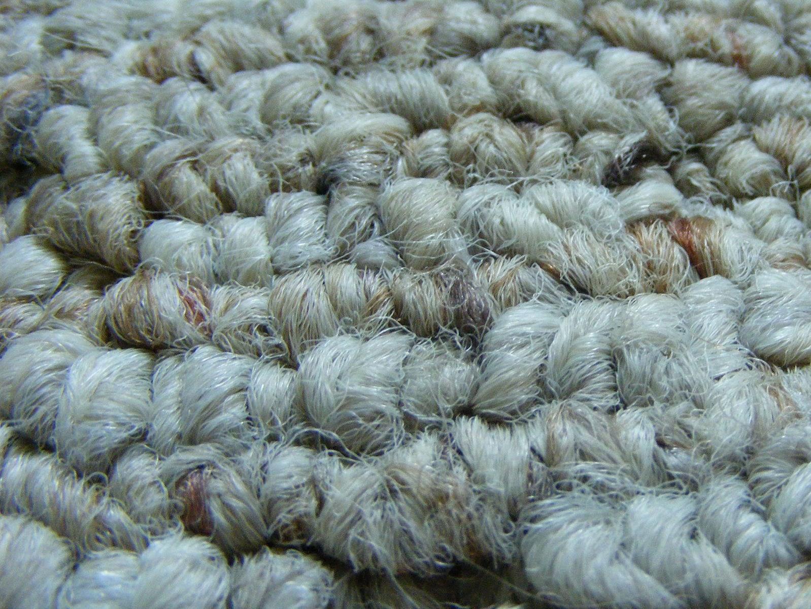 vacuuming berber carpet