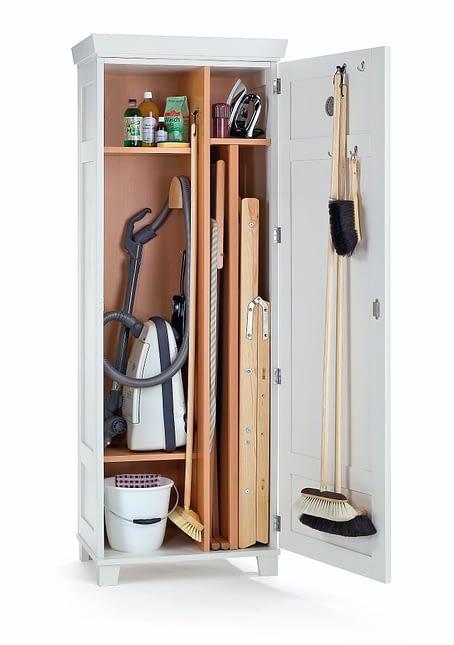 vacuum closet storage