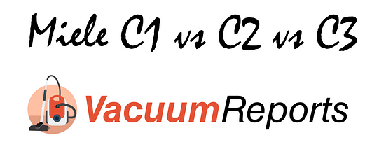 Miele C1 vs C2 vs C3