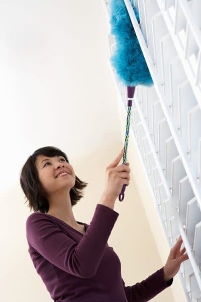 Should You Dust Or Vacuum First