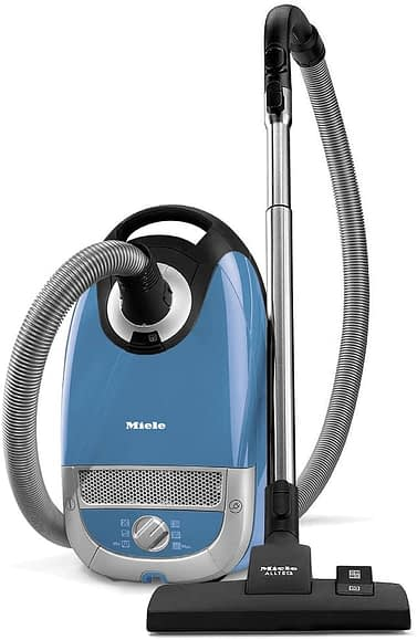 Miele C2 Complete Hard Floor Canister Vacuum Cleaner