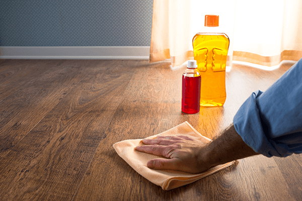 How You Can Clean Hardwood Floors With Vinegar And Olive